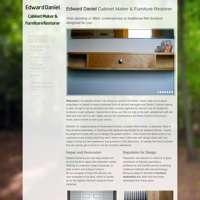Edward Daniel Cabinet Maker