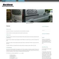 Active cleaning and maintenance ltd