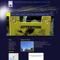 C.PETERS ELECTRICAL CONTRACTORS LTD