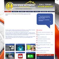 Coles electrical contractors ltd