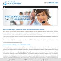 Gmail Help Contact Number