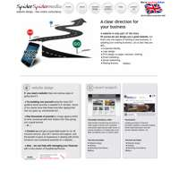 SpiderSpider Website Design