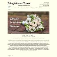 Marylebone Florist logo