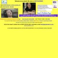 Gary Blonder - Hypnotherapist logo