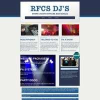 RFCS DJ's logo
