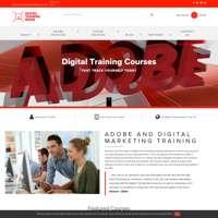 Digital Training Room logo