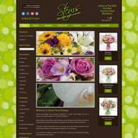 Stems Floral Design logo