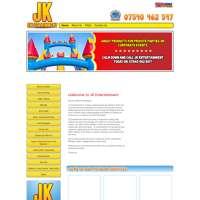 JK Entertainment  logo