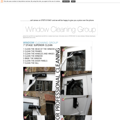 Window cleaning Group