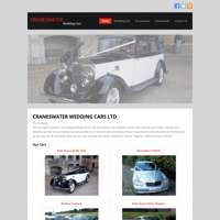 Craneswater Wedding Cars logo