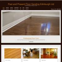 past and present floor sanding Edinburgh Ltd