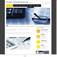Arden Bookkeeping  logo