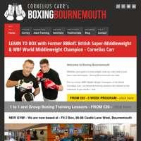 Boxingbournemouth  logo