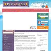 Partyspaces logo