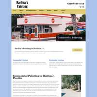 Karlinas Painting Inc logo