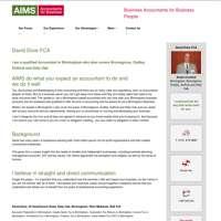 AIMS Accountants logo
