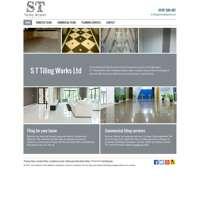 St tiling works