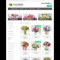 Vandella Flowers logo