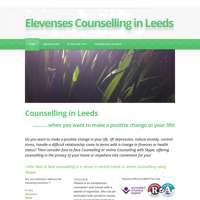 Elevenses in Leeds logo