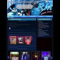 RM mobile disco logo