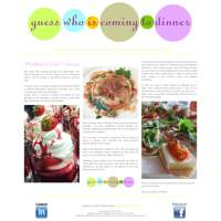 Guess Who Is Coming To Dinner logo