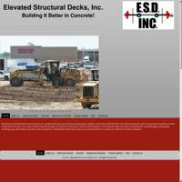 Elevated Structural Decks logo
