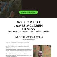James McLaren Fitness logo