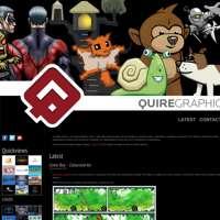 Quire Graphics logo