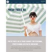 Fresh Faces RX logo