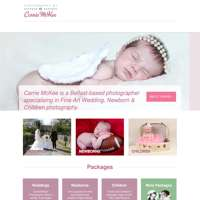 carrie mckee photography logo