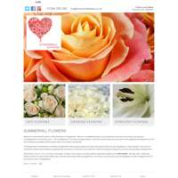 Summerhill Flowers & Gifts Boutique logo