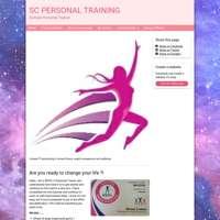 SC Personal Training logo