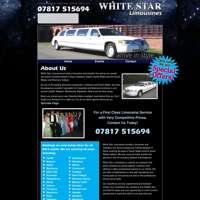 White Star Limousines logo