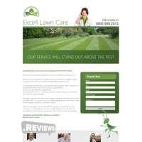 Excell lawn care