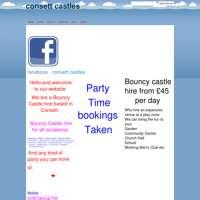 Consett Castles  logo