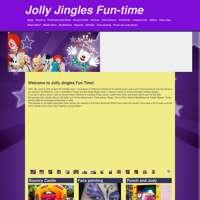 Jolly jingles Funtime  logo