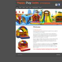 Happy Day Castles logo