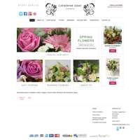 Catherine Gray Flowers logo