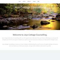 Joys Cottage Counselling logo
