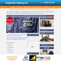 Brightside Heating Ltd logo