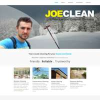 JoeClean  logo