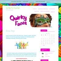 Quirky Faces logo