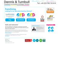 Dennis and Turnbull logo