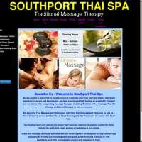 southport thai spa logo