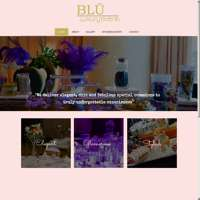 Blû Luxury Events logo