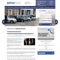 Galaxy Travel logo