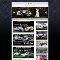 Ayrshire Wedding Cars logo