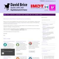Dave Brice logo