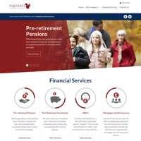 Squirrel Financial Planning (www.squirrelfinancial.com) logo