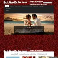 BEst wazifa for love logo